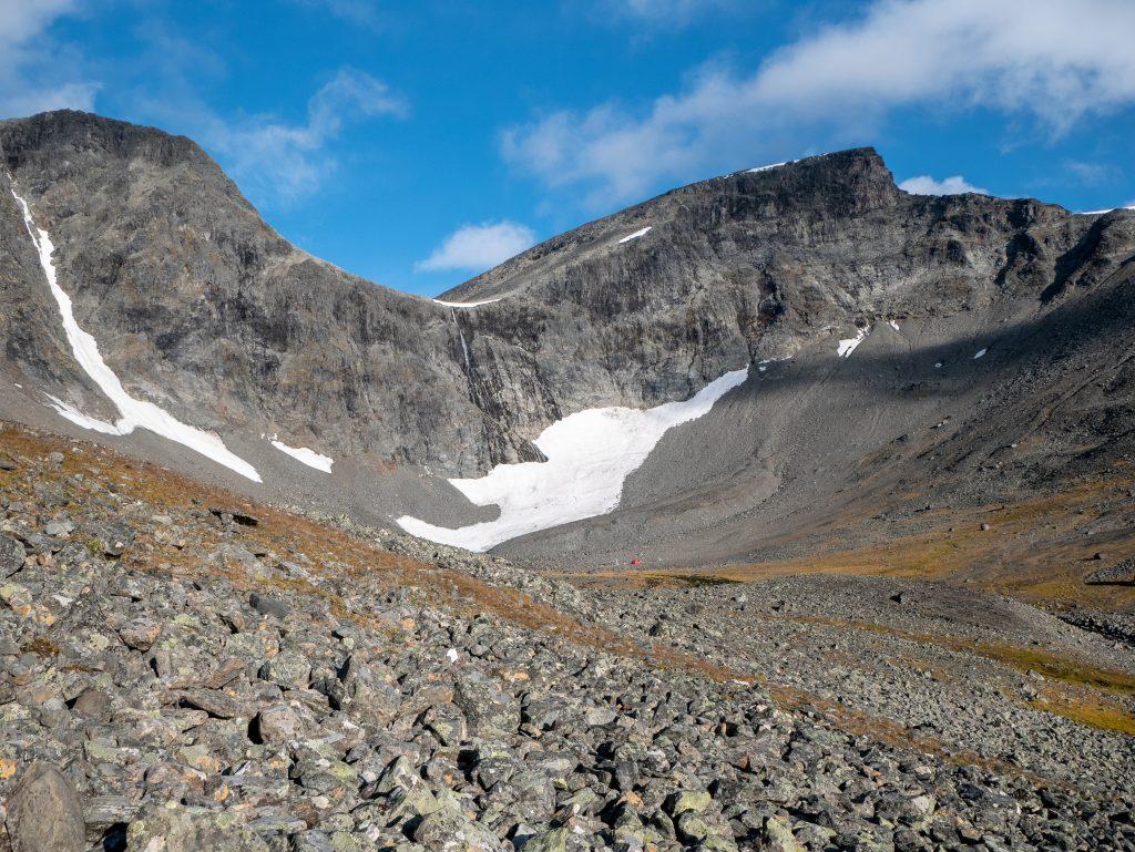 Kitteldalen Kebnekaise västra leden